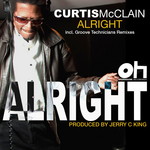 McCLAIN, Curtis - Alright (Front Cover)