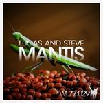 LUCAS & STEVE - Mantis (Front Cover)