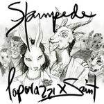 PAPARAZZI/SAINT - Stampede (Front Cover)