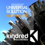 UNIVERSAL SOLUTION - Nurtured EP (Front Cover)