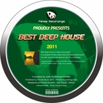 VARIOUS - Best Deep House Tunes (2011) (Front Cover)