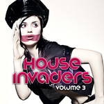 VARIOUS - House Invaders Vol 3 (Front Cover)