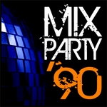 VARIOUS - Mix Party '90 (Front Cover)