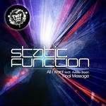 STATIC FUNCTION - All I Want (Front Cover)