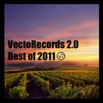 VARIOUS - VectoRecords 20 Best Of 2011 (Front Cover)