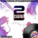 2LESS - Gravity (Front Cover)