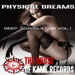 PHYSICAL DREAMS - Deep Compilation Vol 1 (Front Cover)