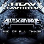 ALEXANDRE - End Of All Things (Front Cover)