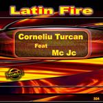 CORNELIU TURCAN/MC JC - Latin Fire (Front Cover)