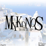 MORODER, Robbie - Mykonos Tribute (Front Cover)