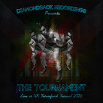 VARIOUS - The Tournament: Live At UK Futurefunk Festival 2020 (Front Cover)