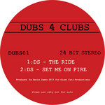 DS - Dubs For Clubs #1 (Front Cover)