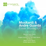 MOSKARDI/ANDRE GUARDA - Freak Moving EP (Front Cover)