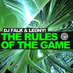 DJ FALK & LEONY! - The Rules Of The Game (Front Cover)