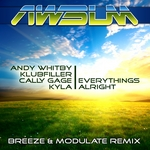 WHITBY, Andy/KLUBFILLER/CALLY GAGE feat KYLA - Everything's Alright (Breeze & Modulate remix) (Front Cover)