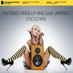 PADILLA, Alfonso/GUX JIMENEZ - Escuchas (Front Cover)