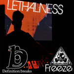 LETHALNESS - Freeze (Front Cover)