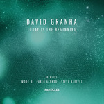 GRANHA, David - Today Is The Beginning (Front Cover)