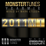 ETESON, Mark/VARIOUS - Monster Tunes Yearmix 2011 (Front Cover)
