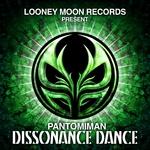 PANTOMIMAN - Dissonance Dance (Front Cover)