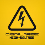 DIGITAL TRIBE/FADERS - High Voltage (Front Cover)