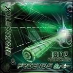 Biokinetix - I3D3 (The Remixes) (Front Cover)