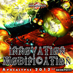 INNOVATION MODIFICATION - Apocalypse 2012 EP (Front Cover)