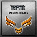 BPM - Bassline Process EP (Front Cover)