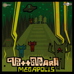 VOTTOVAARA - Megapolis EP (Front Cover)