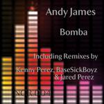 JAMES, Andy - Bomba (Front Cover)