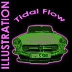 ILLUSTRATION - Tidal Flow (Front Cover)