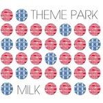 THEME PARK - Milk (Front Cover)