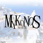 MORODER, Robbie & JUANJO FENOY - Mykonos Tribute (Front Cover)