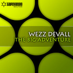 WEZZ DEVALL - The Big Adventure (Front Cover)