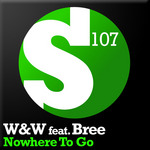 W&W feat BREE - Nowhere To Go (Front Cover)