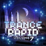 VARIOUS - Trance Rapid Vol 7 (An Electronic Voyage Of Melodic & Progressive Trance Anthems) (Front Cover)