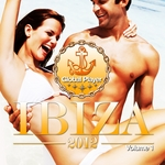 VARIOUS - Global Player Ibiza 2012 Vol 1 (Flavoured By House Electro & Downbeat Clubgroovers) (Front Cover)