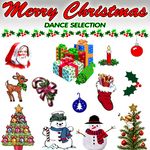 VARIOUS - Merry Christmas Dance Selection (Front Cover)