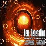 COMETTI, Marco - New Generation (Front Cover)