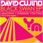 CUJINO, David - Black Swan EP (Front Cover)