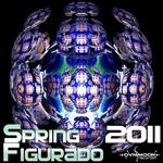 FROST-RAVEN/COSMO CIRCLE/AINUR/RIGEL/WIZACK TWIZACK - Ovnimoon Records Spring 2011 Figurado (Front Cover)