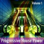 VARIOUS - Progressive House Power Vol 1 (Front Cover)