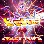 TE-TUNA - Crazy Trips (Front Cover)
