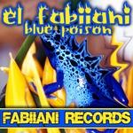 EL FABIIANI - Blue Poison (Front Cover)