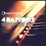 4 DA PEOPLE - Deeper Life EP (Front Cover)