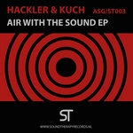 HACKLER & KUCH - Air With The Sound EP (Front Cover)
