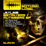 JAYLINE - Betrayers & Mutineers EP (Front Cover)