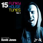 15 Funky House Tunes Vol 1 - Selected By David Jones