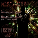 MISTA SICKK - Cold Blooded Killaz (Front Cover)
