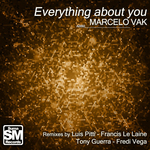 VAK, Marcelo - Everything About You (Front Cover)